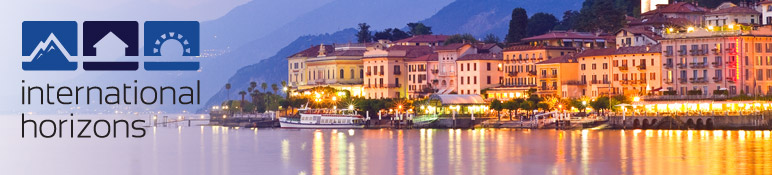 International Horizons | Italian property specialist focusing on the Italian Lakes & Calabria